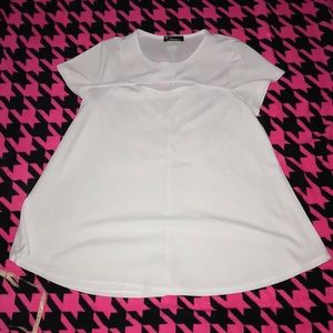 6/$27 Women's size 2X short -sleeve summer Tunic